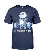 Weight Lifting The Struggle Premium Fit Mens Tee thumbnail