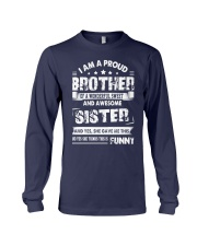 Proud Brother Long Sleeve Tee thumbnail