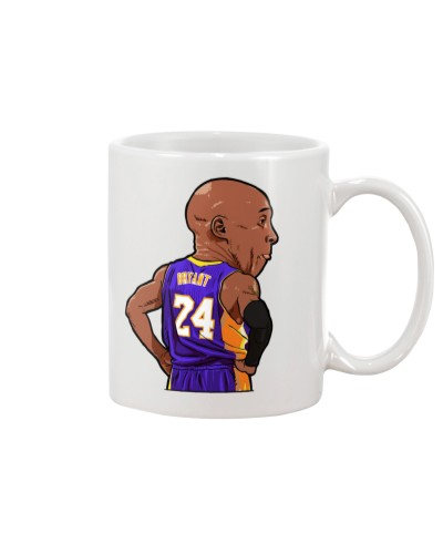 Kobe Bryant A cup of coffee