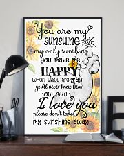 MY SHUNSHINE 11x17 Poster lifestyle-poster-2