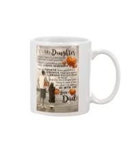 DAD AND DAUGHTER BASKETBALL Mug thumbnail