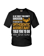 STICKER ORTHODONTIC ASSISTANT Youth T-Shirt thumbnail