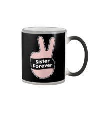 Sister Forever Color Changing Mug thumbnail