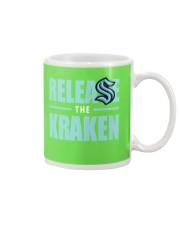 Release the Kraken Mug front
