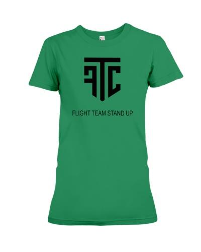 FTC Flight Team Stand Up