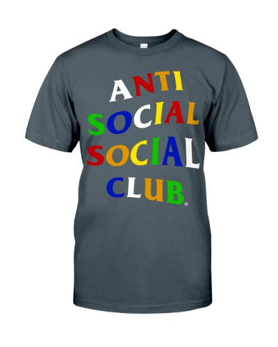 anti social social club shirt