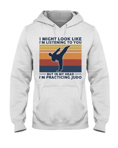 in My Head Im Doing Judo Men Sweatshirt