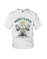 Broly's Gym Youth T-Shirt thumbnail