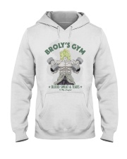 Broly's Gym Hooded Sweatshirt tile