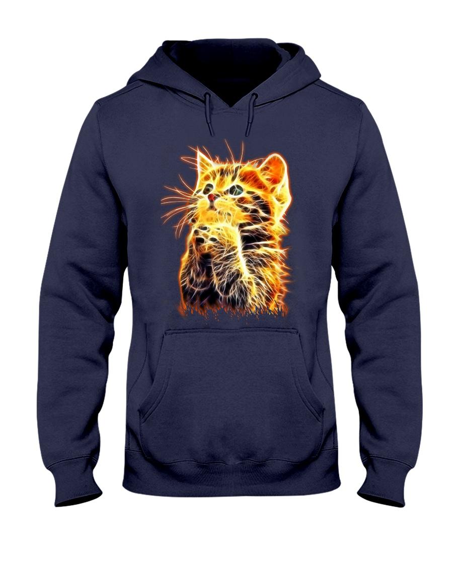 love cat Tshirt Hooded Sweatshirt