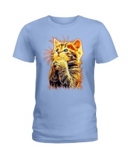 love cat Tshirt Ladies T-Shirt front