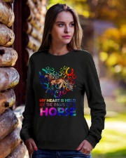 By The Paws Of A Horse Shirts Crewneck Sweatshirt lifestyle-unisex-sweatshirt-front-7