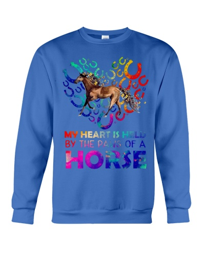 By The Paws Of A Horse Shirts