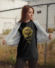 Sunflower 1949 70 Years Of Being Awesome T-shirt Classic T-Shirt apparel-classic-tshirt-lifestyle-07