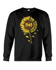Sunflower 1949 70 Years Of Being Awesome T-shirt Crewneck Sweatshirt thumbnail