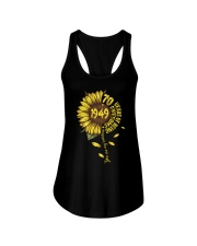 Sunflower 1949 70 Years Of Being Awesome T-shirt Ladies Flowy Tank thumbnail