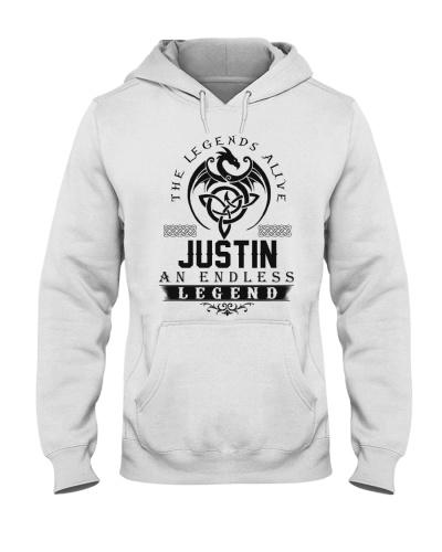 Justin An Endless Legend Alive T-Shirts