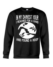 Found A Hoof Tshirts Crewneck Sweatshirt thumbnail