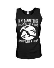 Found A Hoof Tshirts Unisex Tank thumbnail