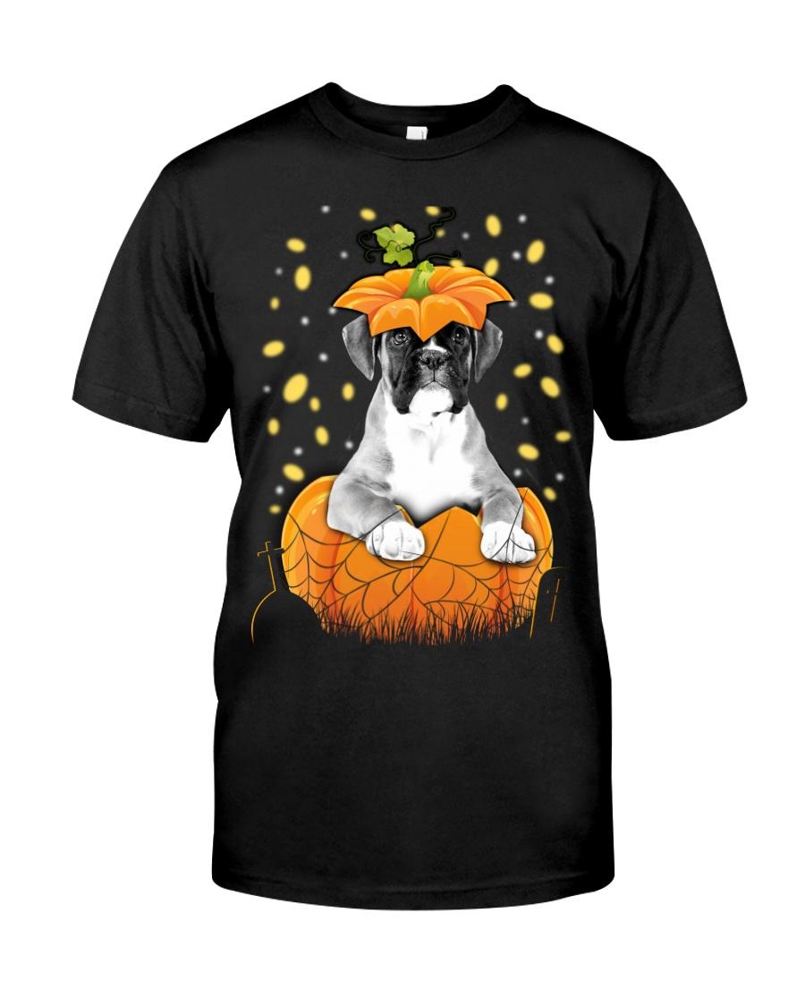 Boxer Halloween Shirts Classic T-Shirt