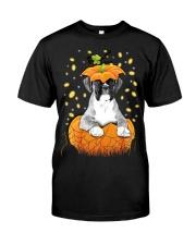 Boxer Halloween Shirts Classic T-Shirt front