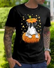 Boxer Halloween Shirts Classic T-Shirt lifestyle-mens-crewneck-front-7