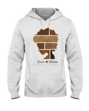 Shades of Melanin T-shirt Hooded Sweatshirt thumbnail