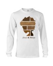 Shades of Melanin T-shirt Long Sleeve Tee thumbnail