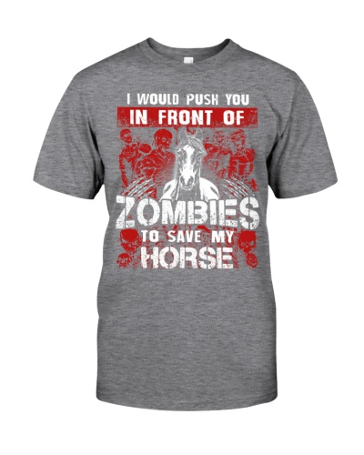 Horse Zombies Tshirts