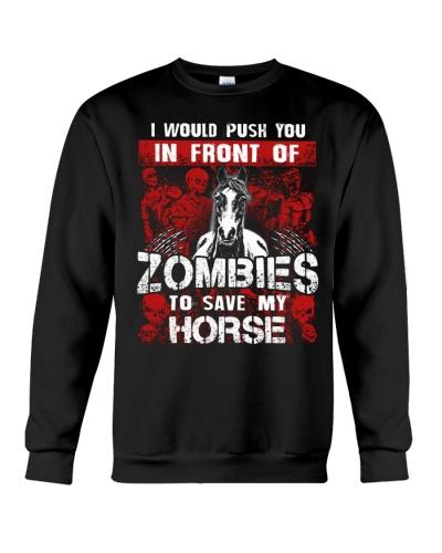 Horse Zombies Tshirts