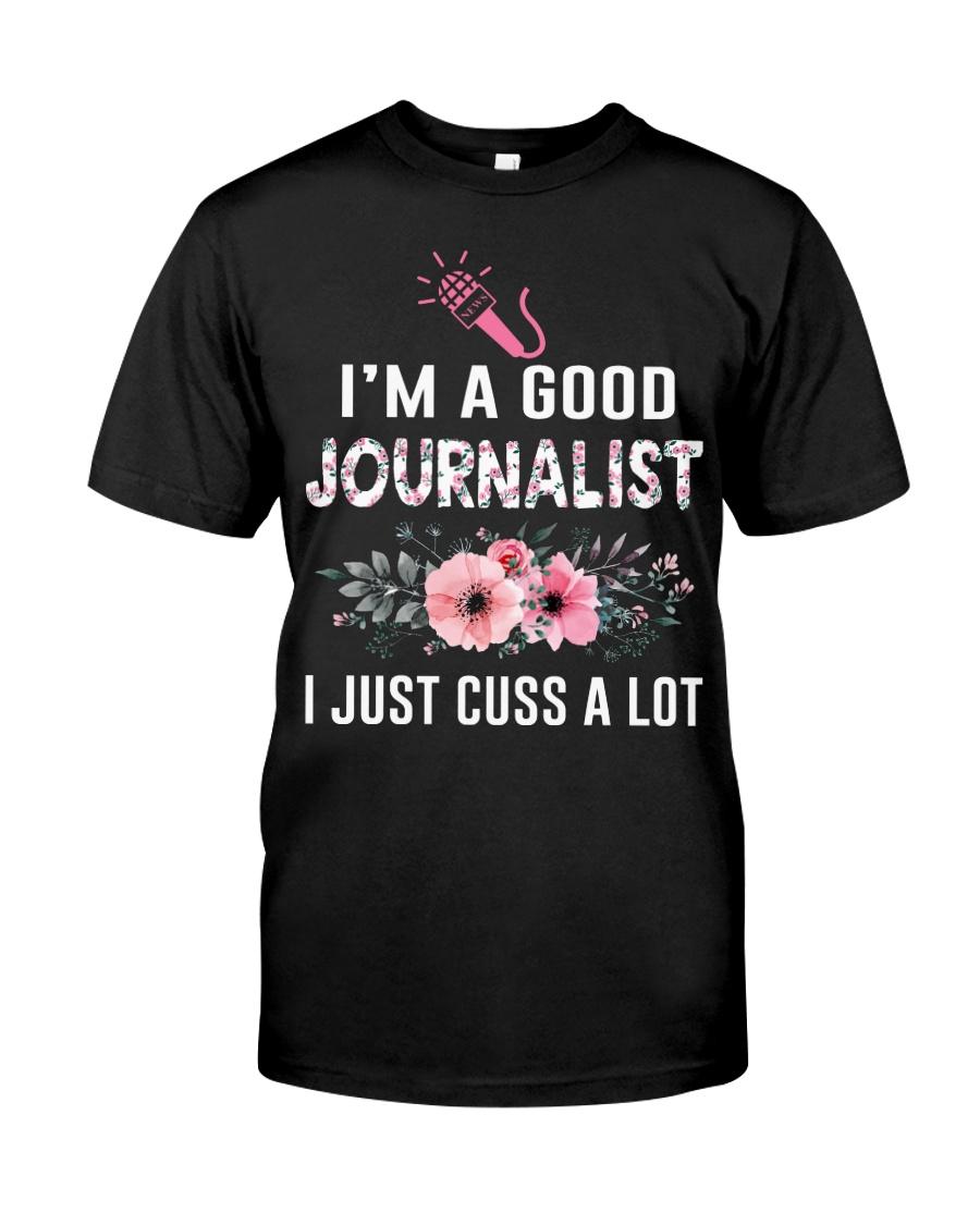 Amazing T-shirts for Journalist Classic T-Shirt
