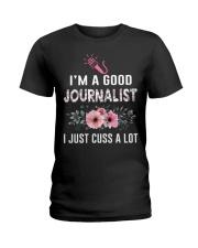 Amazing T-shirts for Journalist Ladies T-Shirt thumbnail