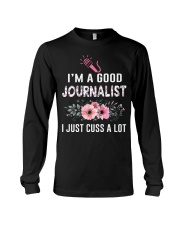 Amazing T-shirts for Journalist Long Sleeve Tee thumbnail