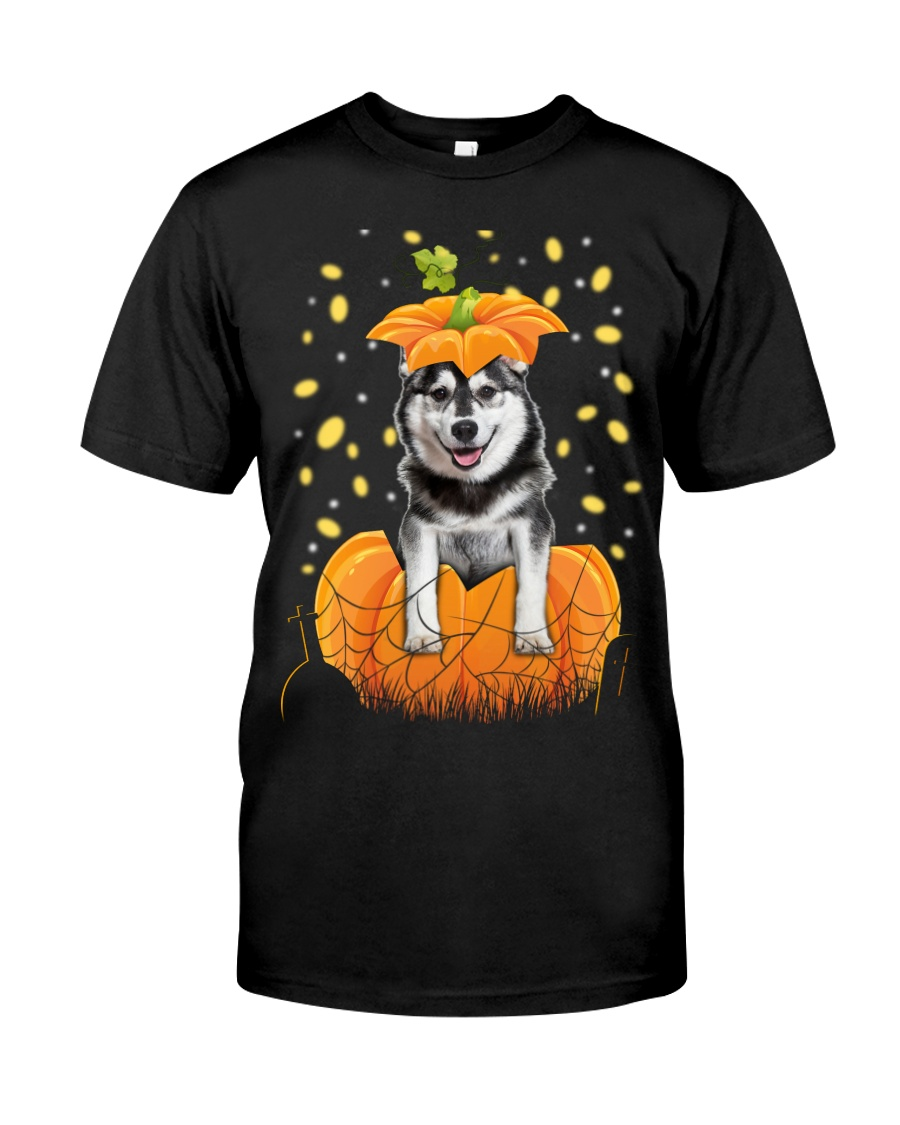 Husky Halloween Shirts Classic T-Shirt