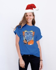 Horse T-Shirt For Halloween Gift Tee Shirt Classic T-Shirt lifestyle-holiday-crewneck-front-1