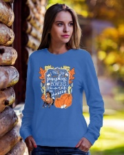 Horse T-Shirt For Halloween Gift Tee Shirt Crewneck Sweatshirt lifestyle-unisex-sweatshirt-front-7