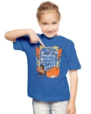 Horse T-Shirt For Halloween Gift Tee Shirt Youth T-Shirt lifestyle-youth-tshirt-front-2