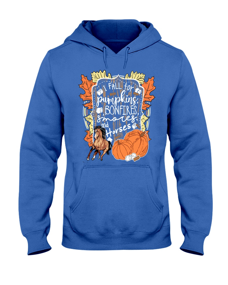 Horse T-Shirt For Halloween Gift Tee Shirt Hooded Sweatshirt