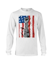 A meaning T-shirt for you Long Sleeve Tee thumbnail