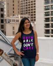 Barn Hair Don't Care Ladies Flowy Tank lifestyle-bellaflowy-tank-front-3
