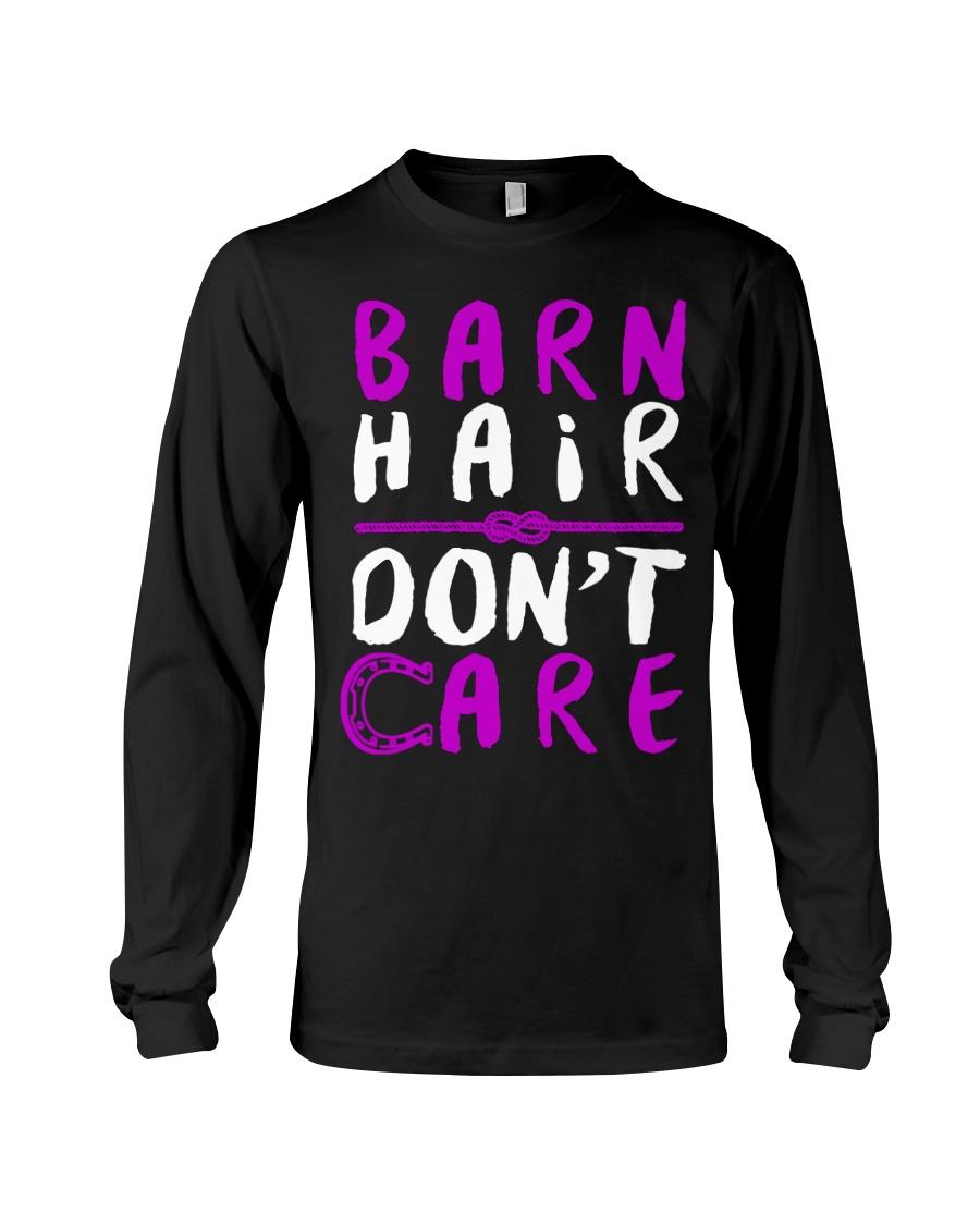 Barn Hair Don't Care Long Sleeve Tee