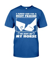Horse Lovers T-Shirt Classic T-Shirt front