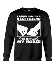 Horse Lovers T-Shirt Crewneck Sweatshirt thumbnail
