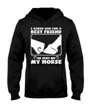 Horse Lovers T-Shirt Hooded Sweatshirt thumbnail