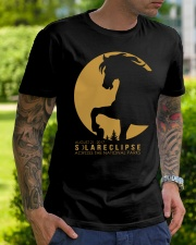 Funny Horse Tshirts Classic T-Shirt lifestyle-mens-crewneck-front-7