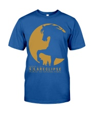 Funny Horse Tshirts Classic T-Shirt front