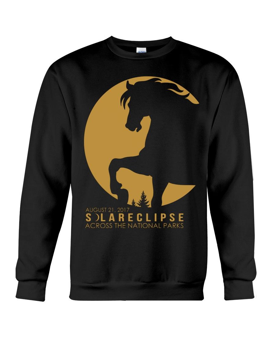 Funny Horse Tshirts Crewneck Sweatshirt