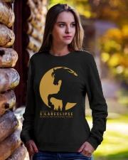 Funny Horse Tshirts Crewneck Sweatshirt lifestyle-unisex-sweatshirt-front-7