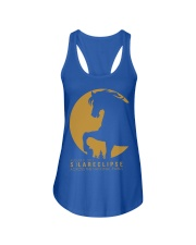 Funny Horse Tshirts Ladies Flowy Tank front