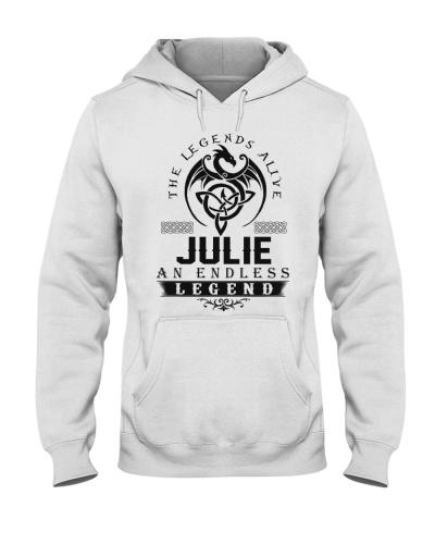 Julie An Endless Legend Alive T-Shirts